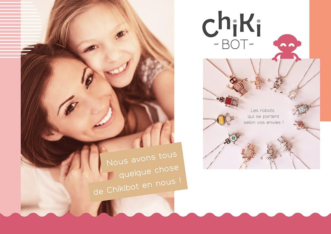 Nous avons tous quelque chose de chikibot